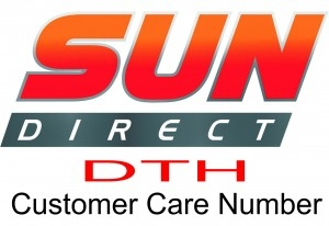 sun direct customer care dth