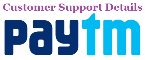 paytm customer care toll free numbers