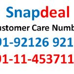 Snapdeal Customer Care Number: Toll Free Numbers and E-mail Address