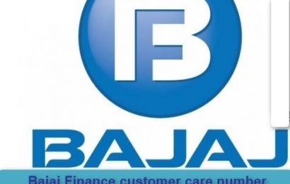 Bajaj finance customer care number