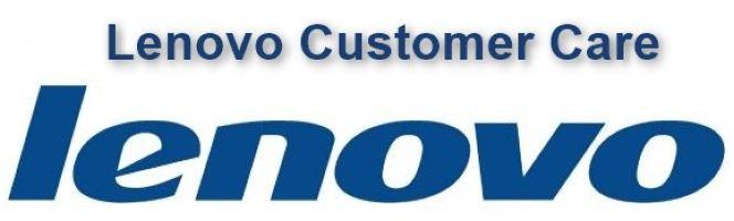 Lenovo customer care