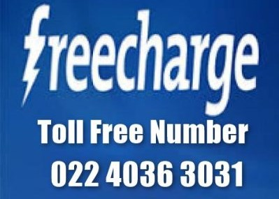 Freecharge customer care number