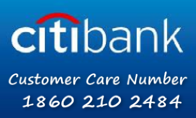citibank credit card customer care india number